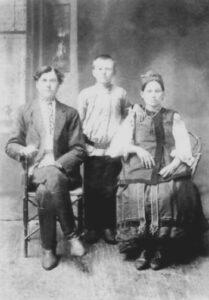 Immigrants to the Crimea from Chernihiv region (Pryluky, early twentieth century)