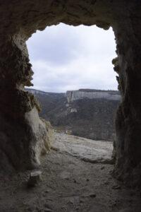 Краєвиди з печери