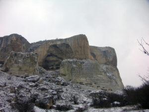 Четвертий грот — монастир св. Анастасії