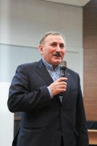 Welcome speech by Yevhen Drapyaty, Kyiv, 2016