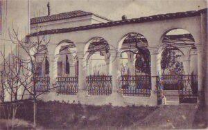 Дворик кенас в Євпаторії