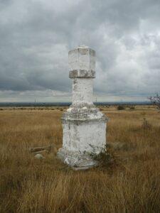 Катерининська миля на старокримському військовому полігоні