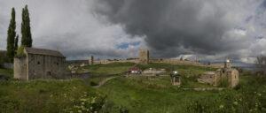 Генуезькі пам'ятки Феодосії: Башти святого Костянтина і Криско