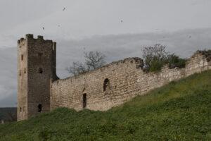 Генуезькі пам'ятки Феодосії: башти Климента, Джіовані ді Скаффа та генуезький міст