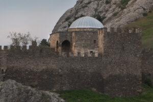 Падишах-Джамі (Храм з аркадою)