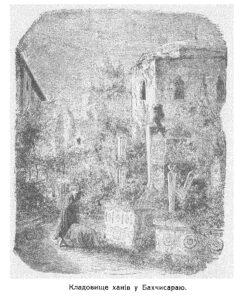 Кладовище ханів у Бахчисараю