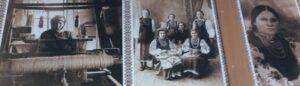 Фрагмент експозиції Сімферопольського етнографічного музею присвячений українцям Криму