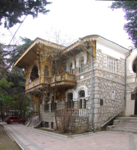 Lesya Ukrainka Museum in Yalta. Photo by Crimean photographer Anatoliy Kovalsky.