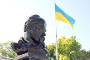Shevchenko in Simferopol
