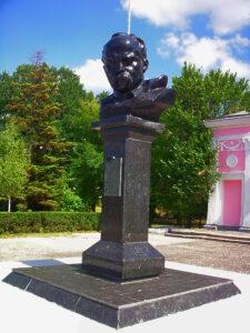 Monument to Taras Shevchenko in Simferopol