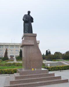Monument to Taras Shevchenko, Sevastopol