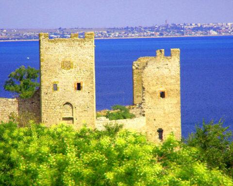 Генуезькі колоні у Північному Причорномор'ї