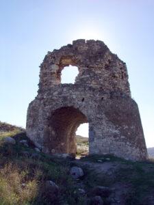 Фортеця Каламіта в Інкермані поблизу Севастополя. Фото А. Ковальського