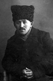 The first Bolshevik-Crimean Tatar Ismail Firdevs (Kerimjanov)