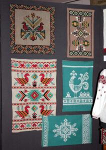 Виставка робіт Віри Роїк та її учениць, Волинський краєзнавчий музей, грудень 2013 рік.