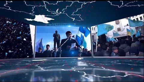 Крим. 25 років боротьби за Україну. 1991 рік. Фундамент російської агресії