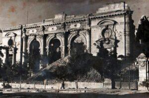 Кенаса Севастополя після війни