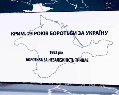 Крим. 25 років боротьби за Україну. Рік 1992. Боротьба за Незалежність триває