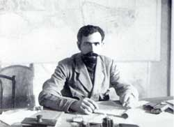 P. Dybenko - People's Commissar for Military and Naval Affairs of the Crimean Soviet Republic
