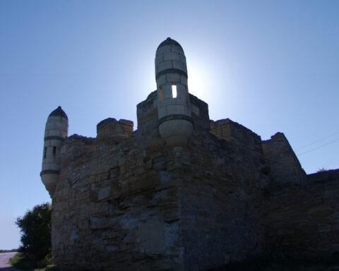 Фортеця Єні-Кале