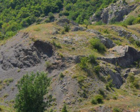 Пізньоскіфське городище «Довгий бугор»