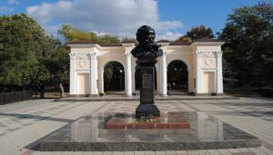 Сiмферополь. Парк ім. Т.Г. Шевченка