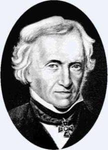 Христіан Стевен, засновник Нікітського ботанічного саду